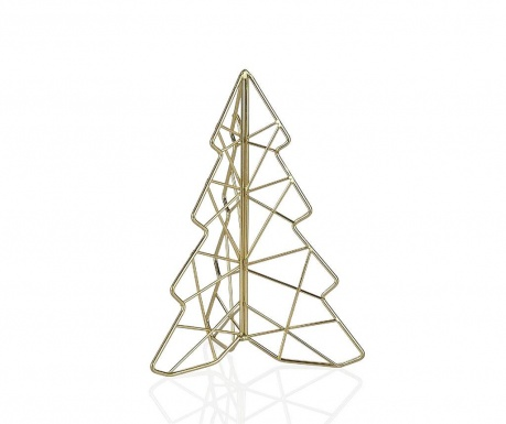 Decoratiune Gold Christmas Tree S