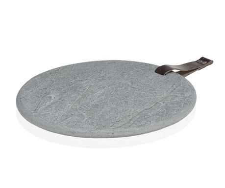 Slate Grey Szervírozó tálca M