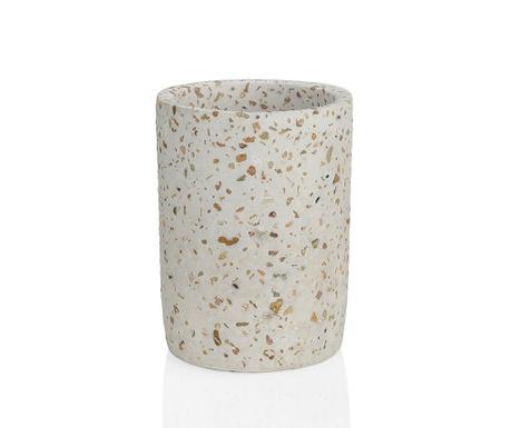 River Pebbles Fürdőszobai pohár