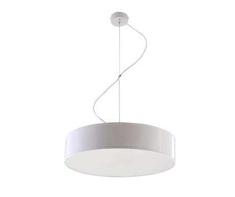Závěsná lampa Atis White M