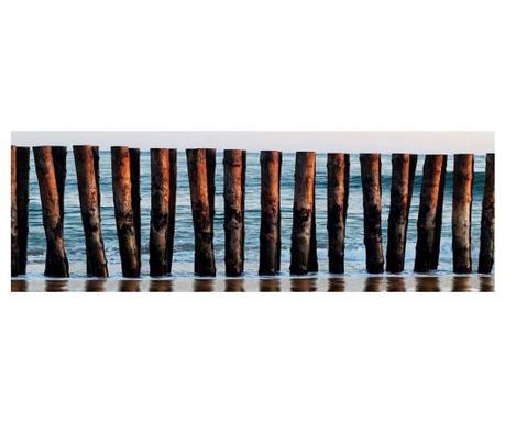 Beach Kép 60x180 cm