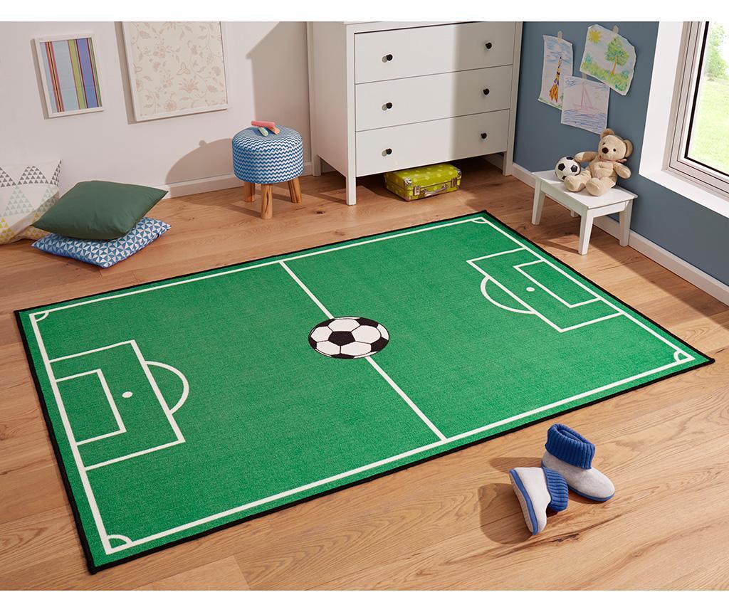 Covor Football Field Green 140x200 cm