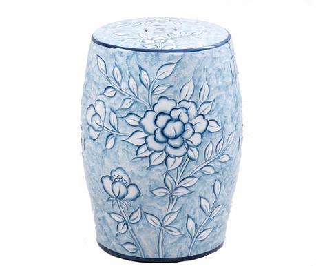 Ceramic Flowers Asztalka