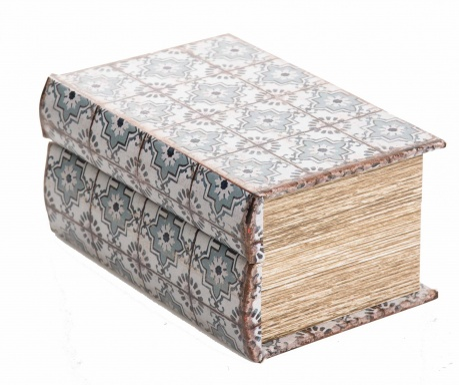 Majo Tile Könyvdoboz
