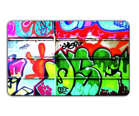 Graffiti Vágódeszka