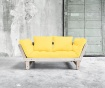 Sofa extensibila Beat Natural and Amarillo