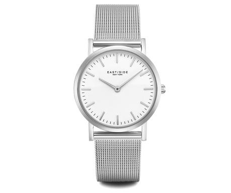 Γυναικείο ρολόι χειρός Eastside Village Silver