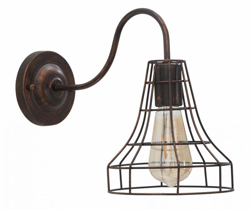 Stenska svetilka Industry