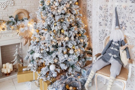 Коледа в Лапландия