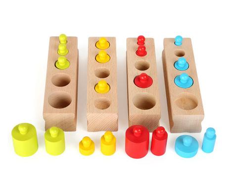 Gra w dopasowywanie kształtów Wild Colours