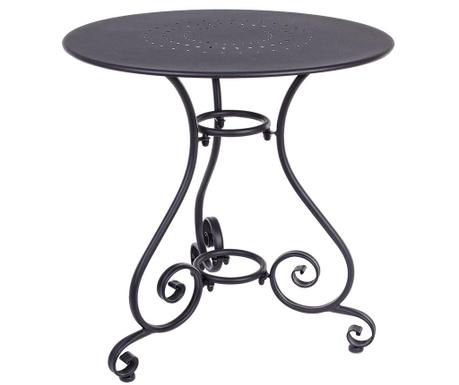 Stôl do exteriéru Etienne Dark Grey