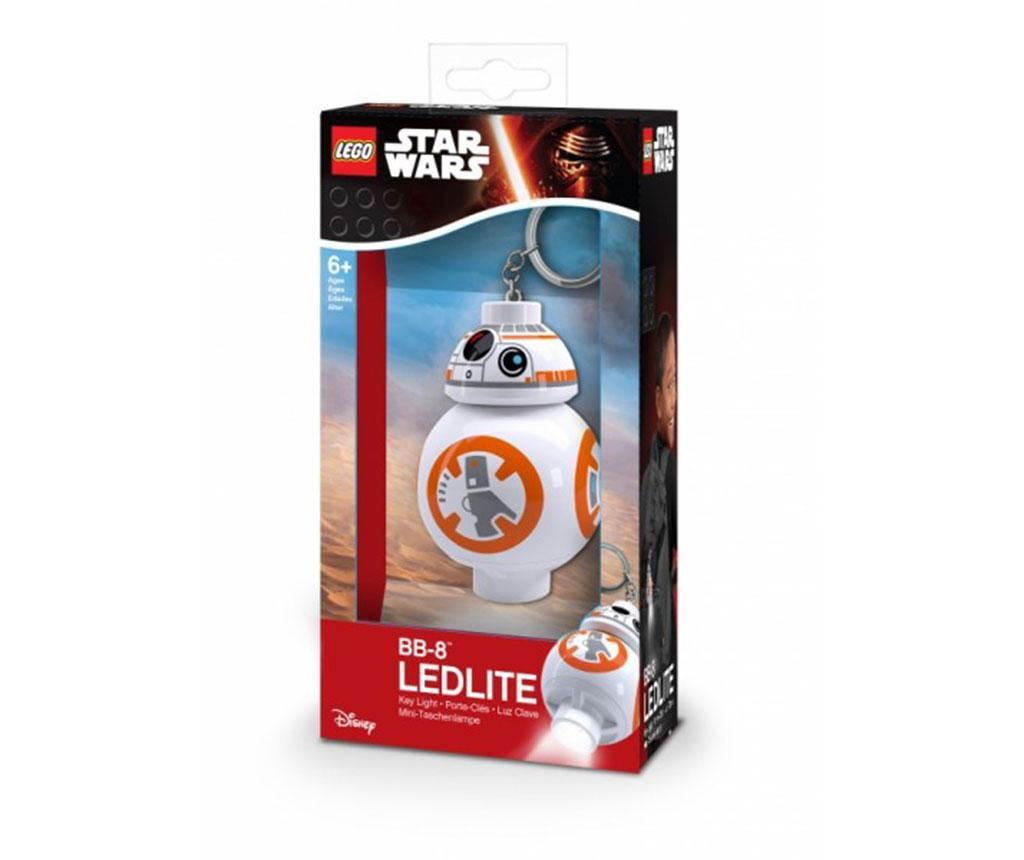Obesek za ključe z lučko Lego Star Wars