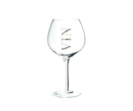 Pahar pentru vin rosu Transparente 580 ml