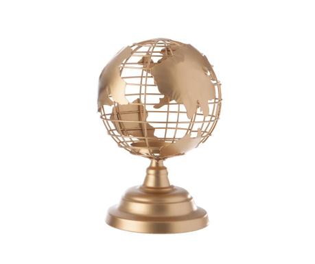 Свещник Globe Gold