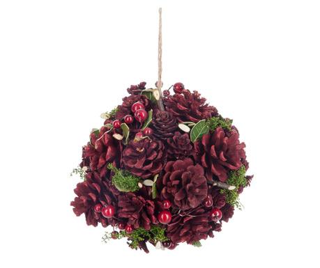 Висяща декорация Pinecones and Berries