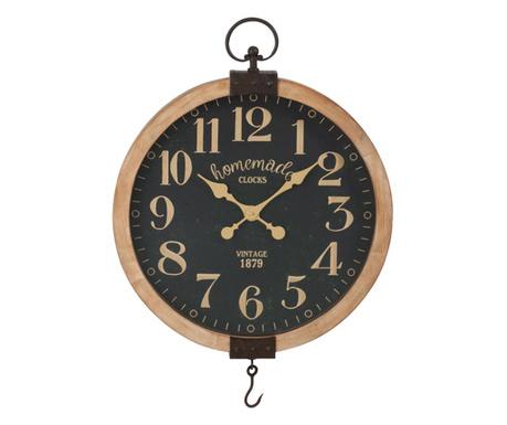 Стенен часовник Homemade