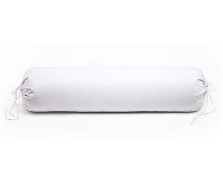 Sateen prevleka za blazino Saty White 25x90 cm