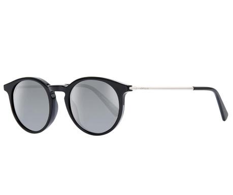 Montblanc Darla Black Round Női napszemüveg