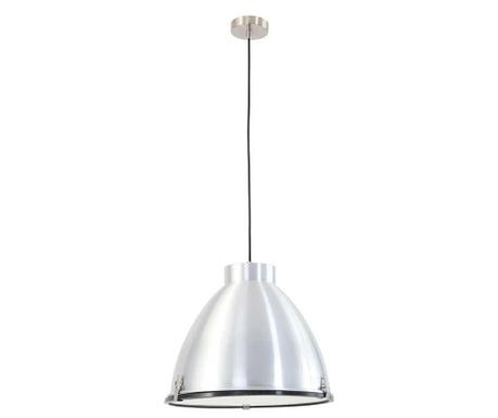 Závěsná lampa Uriel Silver
