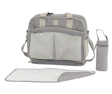 Set torba, sklopiva podloga za mijenjanje pelena i držač za bocu Life