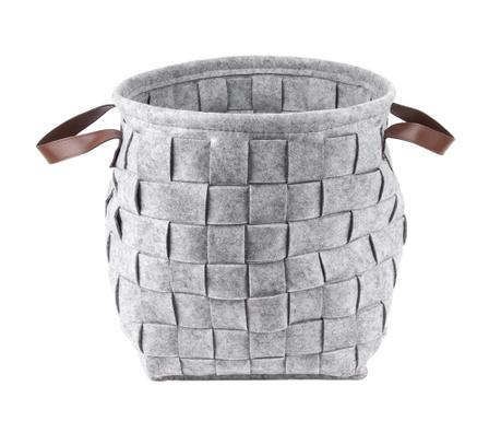 Košara Round Grey