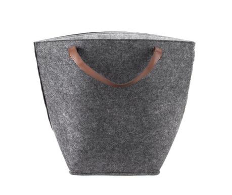 Košara Hamper Dark Grey