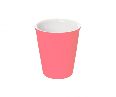 Šalica Silk Neon Pink