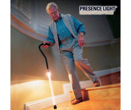 Baston cu LED Presence