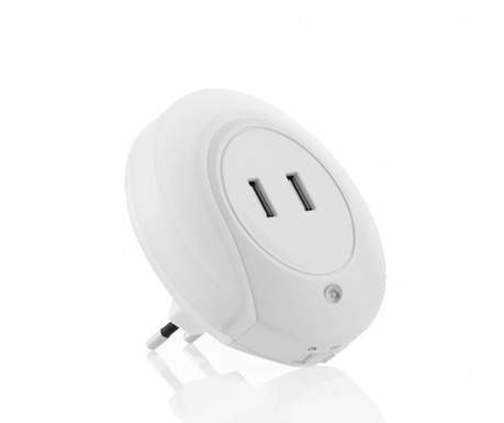 Incarcator telefon Lusb LED