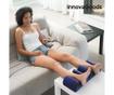 Perna ergonomica dubla pentru picioare Wellness