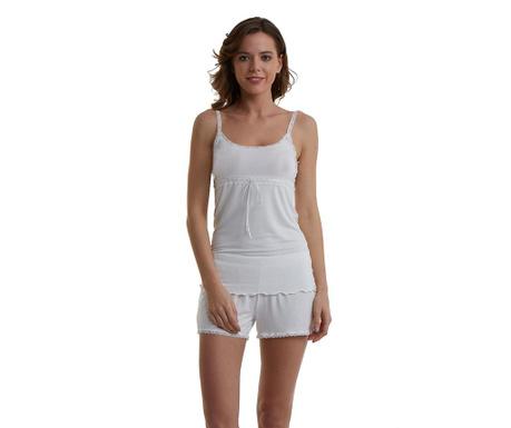 Pijama dama Vidya Cream
