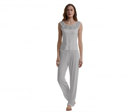 Pijama dama Verena Silver