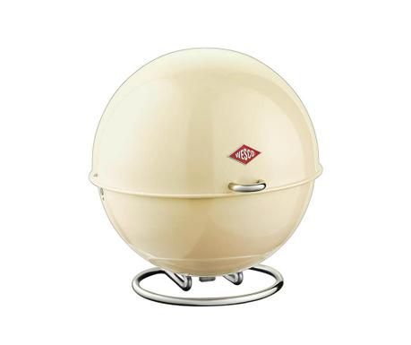 Pojemnik z pokrywką Superball Almond