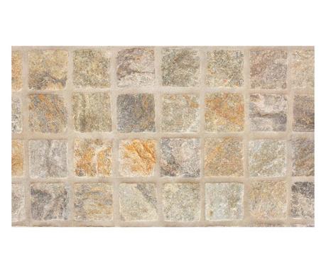 Linoleum Bricks 48x80 cm