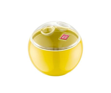 Úložná mísa s víkem Mini Yellow