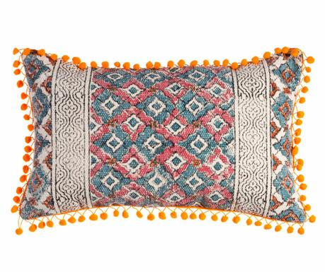 Okrasna blazina Red Sewing Embroidery 30x50 cm