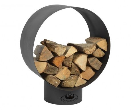 Suport pentru lemne de foc Round