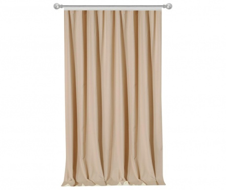 Zastor Simple Beige 170x270 cm