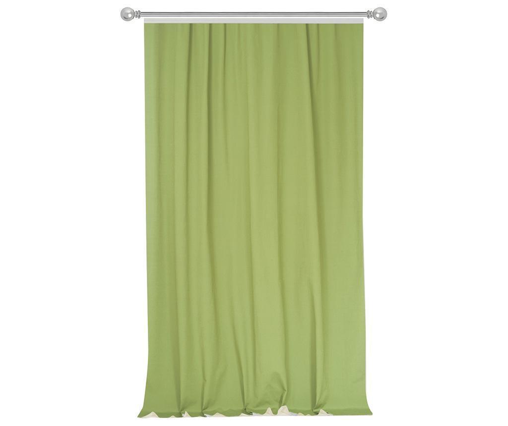 Draperie Simple Light Green 170x270 cm