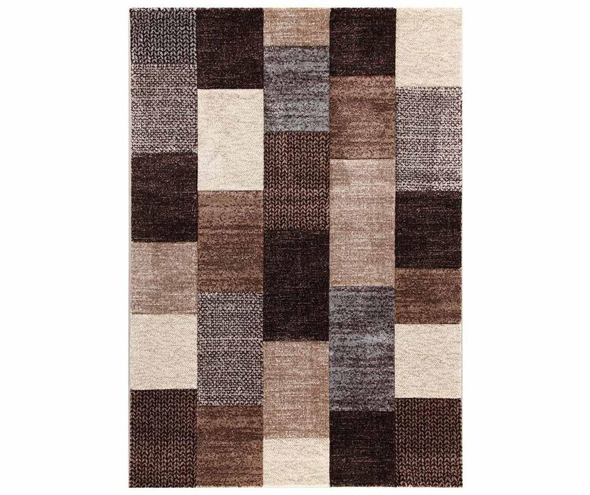Covor Ray Beige Brown 133x190 cm