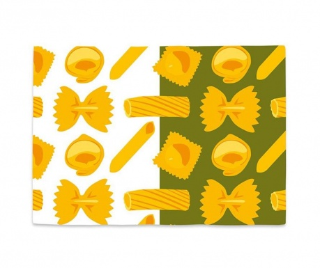 Podmetač Pasta Pattern 35x50 cm