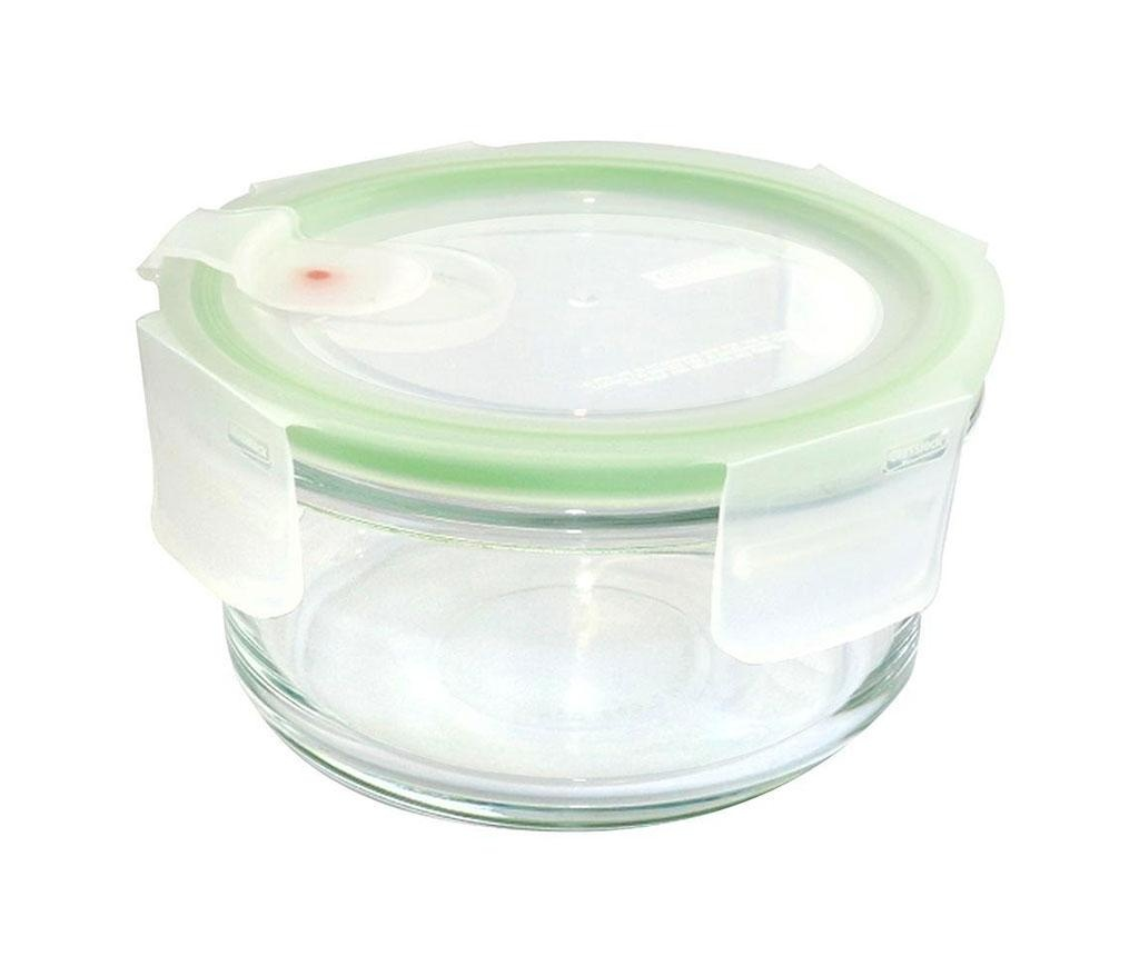Zdjela s  hermetičkim poklopcem Air Round 400 ml