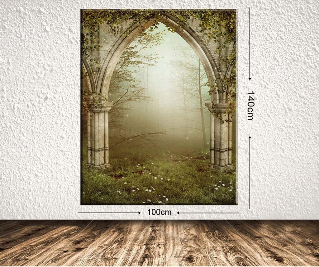 Slika Mist 100x140 cm