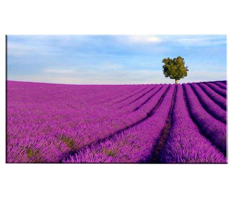 Картина Lavender Field 100x140 см
