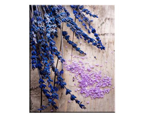 Картина Lavender Water 100x140 см