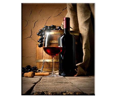Obraz Wine 100x140 cm