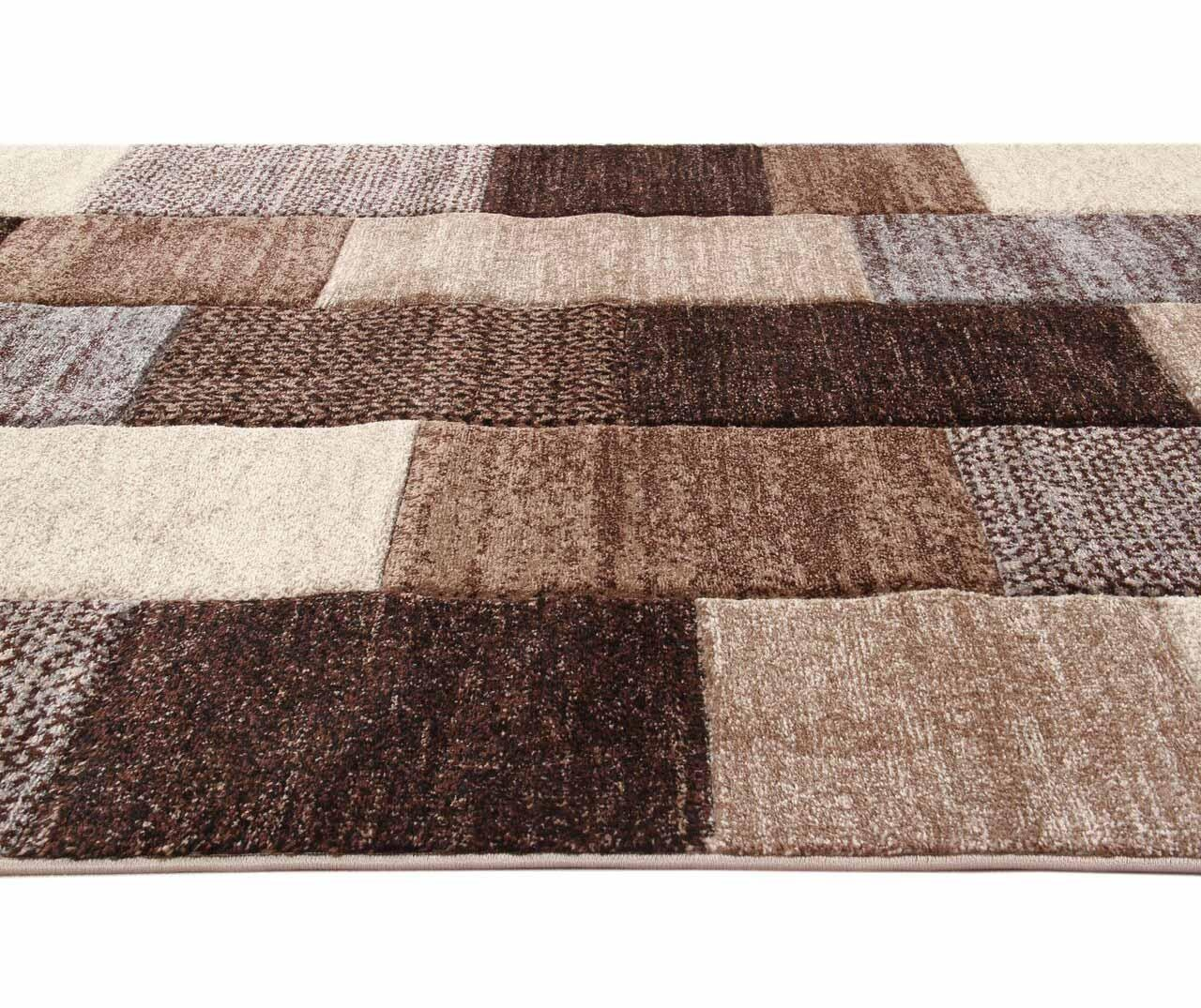 Covor Ray Beige Brown 80x300 cm