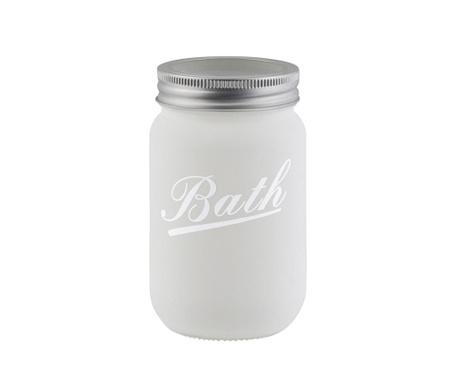 Kupaonska čaša Retro White