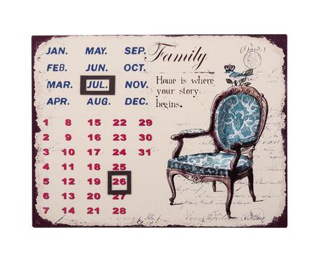 Kalendár Family