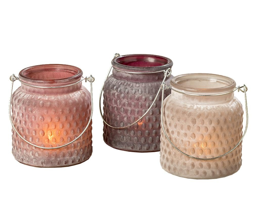 Set 3 lantern Cassya